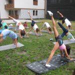 Йога в Банско