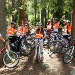 Летен лагер с велосипеди