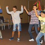 Танцуващи деца