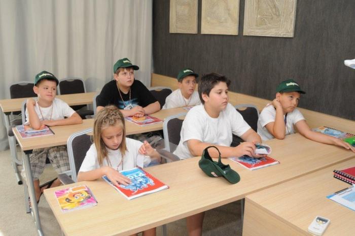 Английский лагерь для ваших детей | Lucky Kids