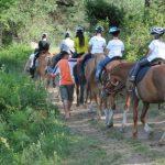 Разходка с коне
