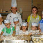 Малки готвачи на зелено училище