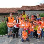 Деца в зелено училище