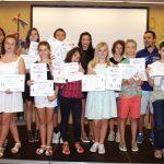 Деца със сертификати