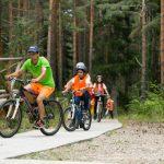 Деца и велосипед