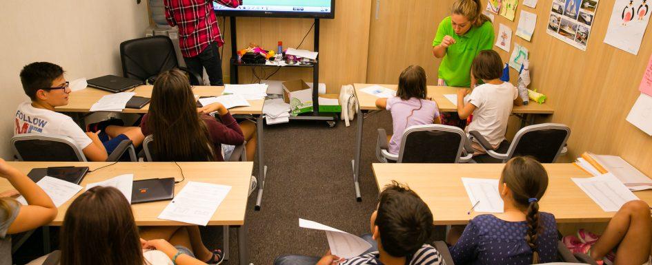 Учител в английски лагер | Lucky Kids