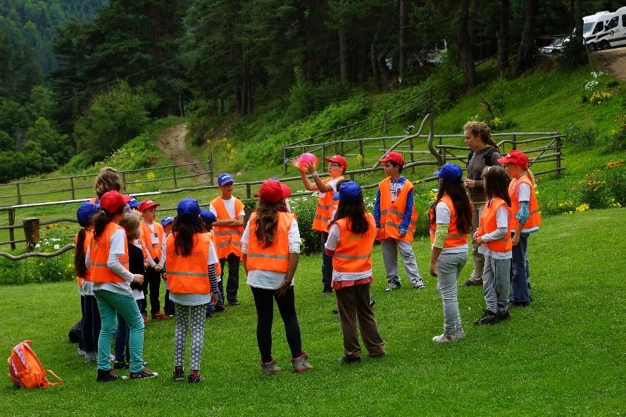 Езиков лагер през пролетта | Lucky Kids