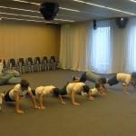 Гимнастика и упражнения от децата | LuckyKids