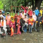 Групова снимка на децата в лагера | LuckyKids