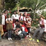 The Children of LuckyKids 2017 in Folk Costumes | LuckyKids