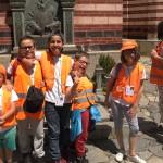 Дети счастливых детей в поездке | LuckyKids