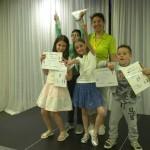 LuckyKids 2017 сертификатом на английском языке | LuckyKids