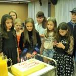 Празднование дня рождения в LuckyKids | LuckyKids