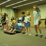 Музыкальное время в детском лагере | LuckyKids