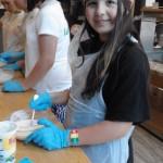 ЛъкиКидс 2017 по време на кулинарно обучение | LuckyKids