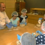 Кулинарни уроци в детския лагер | LuckyKids