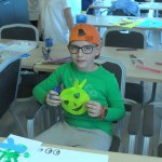 Децата в ЛъкиКидс по време на занятия | LuckyKids