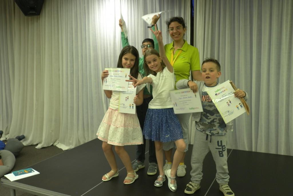LuckyKids 2017 with English language certificate | LuckyKids