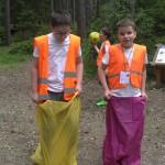 Детска игра с чували в ЛъкиКидс | LuckyKids
