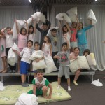 Бой с възглавници в ЛъкиКидс | LuckyKids