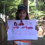 Участничка в детския лагер ЛъкиКидс | LuckyKids
