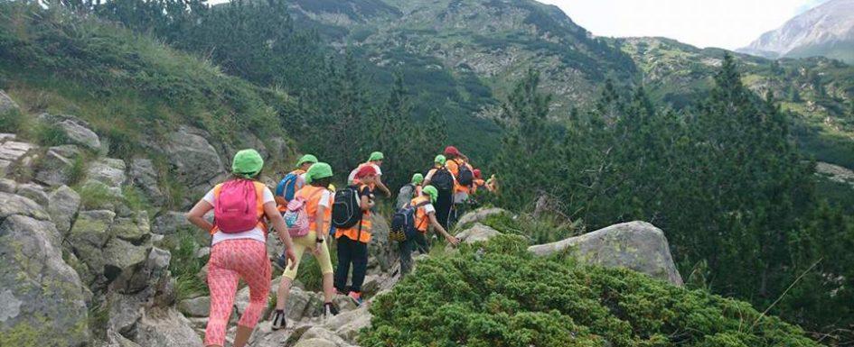 Хайкинг в Пирин планина 2017 | Lucky Kids
