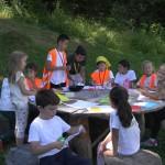Час по рисуване на открито | Lucky Kids