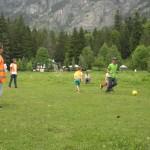 Футбол в Пирин планина | Lucky Kids