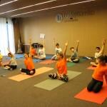 Йога за деца в хотел | Lucky Kids
