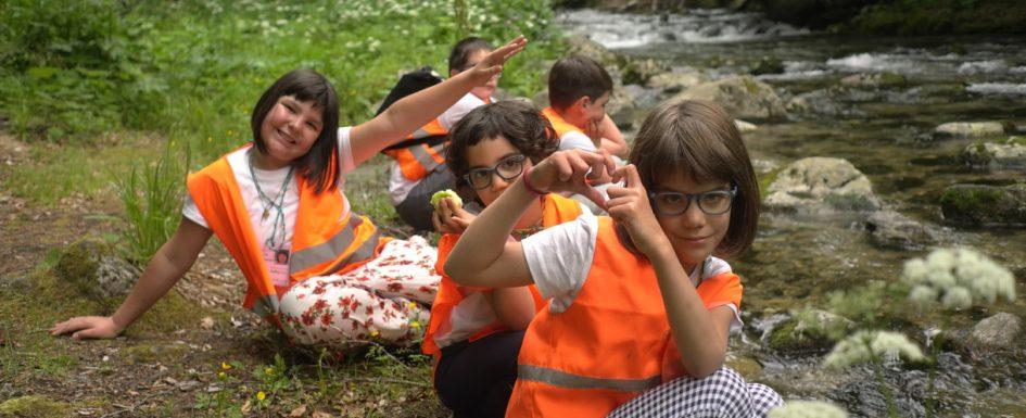 Деца край река в Пирин | Lucky Kids