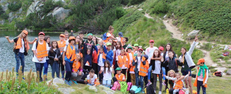 Красиво езеро в планината Пирин | Lucky Kids