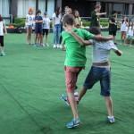 Упражнения за деца в лагера | Lucky Kids