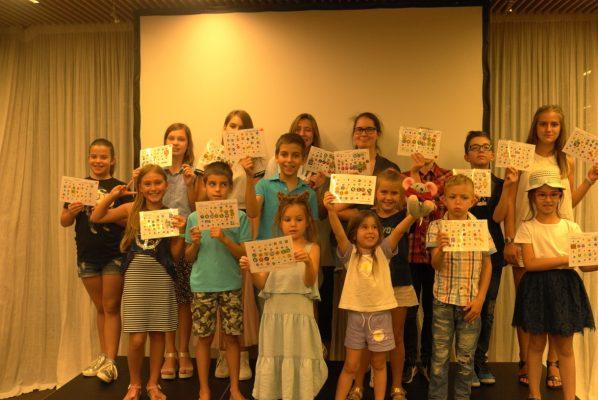 Положителни резултати след тестовете | Lucky Kids