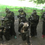 Малки войници за Пейнтбол | Lucky Kids
