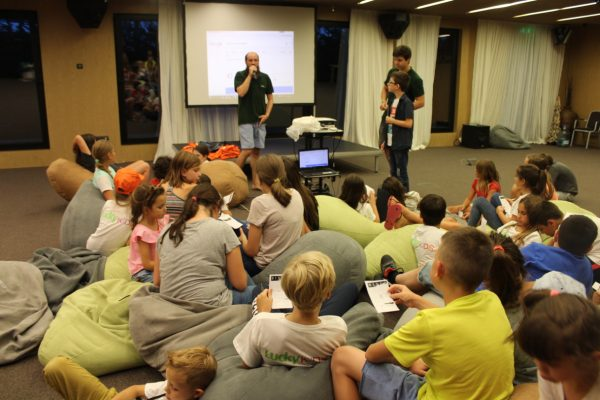 Kids' fun in the LuckyKids camp | Lucky Kids
