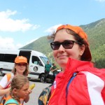 Smiles during a trip to Pirin | Lucky Kids