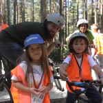 Mountain biking for children | Lucky Kids