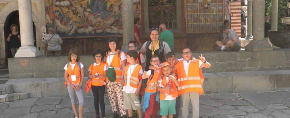 Фото детей в Рильский монастырь | Lucky Kids