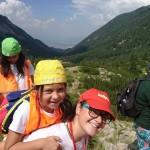 Счастливые дети во время переходного периода | Lucky Kids
