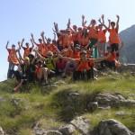 Новая группа фото в горах | Lucky Kids