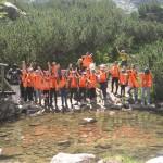 Дети у реки в горах Пирин | Lucky Kids