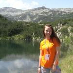 Аниматорка из лагеря горы Пирин | Lucky Kids
