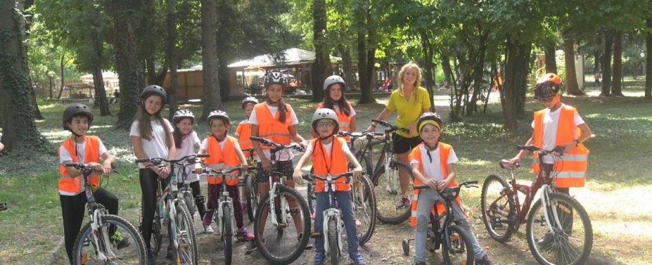 Время для велосипедов | Lucky Kids