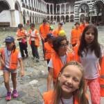 Улыбки в английском лагере | Lucky Kids
