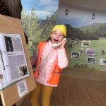 Дети весело провести время в музее | Lucky Kids