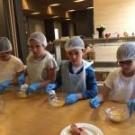 Дети учатся готовить профессионально | Lucky Kids