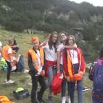 Большие дети в английском лагере | Lucky Kids