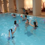 Дети в бассейне Лаки Банско | Lucky Kids