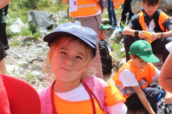 Малое участие в горах | Lucky Kids