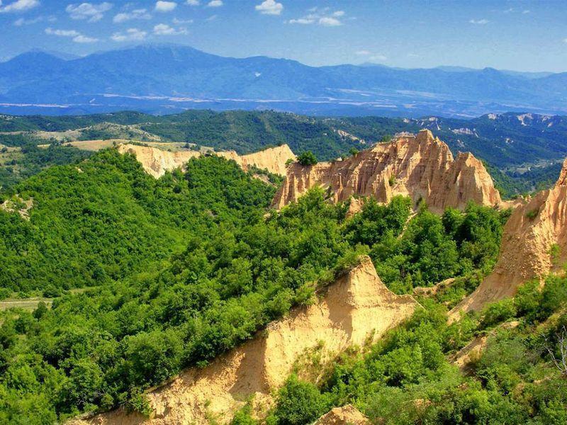 Beautiful nature in Pirin mountain | Lucky Kids